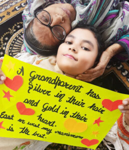 Grand parents day (1)