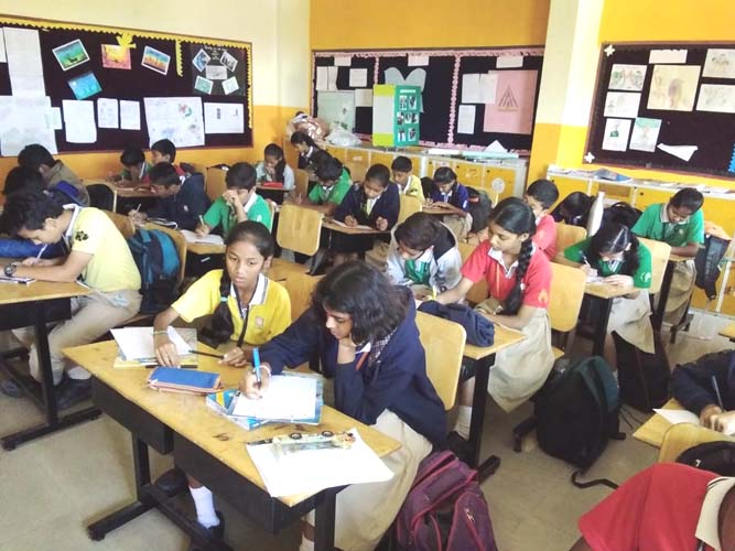 Inter House Essay Competition (2)