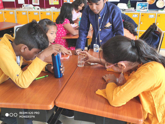 Sugar and Water to find out about Saturated (7)